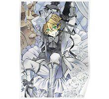 Pandora Hearts - Oz Vessalius Poster