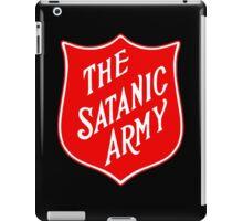 Satanic Army Salvo Shield iPad Case/Skin
