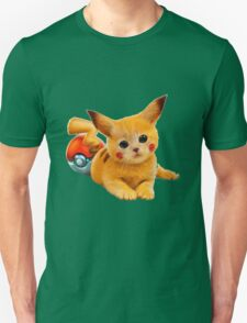 Pikachu the Kitty Unisex T-Shirt
