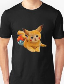 Pikachu the Kitty Unisex T-Shirt