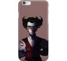 Gentleman Scientist  iPhone Case/Skin