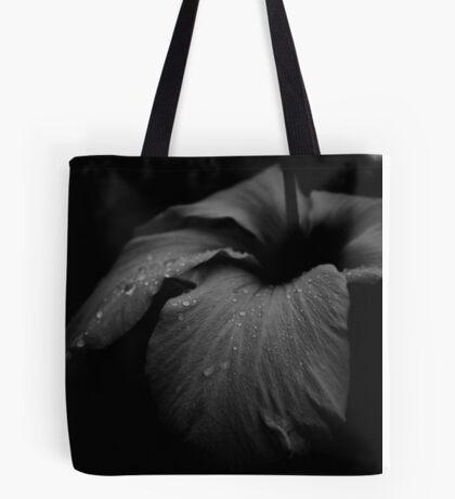 Hibiscus as Moonlight Image Tote Bag