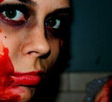 Zombie mistress  Sticker