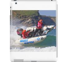 The Haggis Hunters iPad Case/Skin