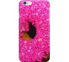 Sprinkles donut iPhone Case/Skin
