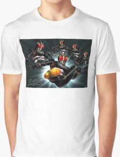 Kamen Rider Black Ultimate Graphic T-Shirt