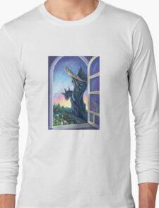 Gargoyle Guardian Long Sleeve T-Shirt