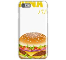 Big Kahuna Burger iPhone Case/Skin