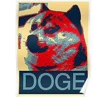 Vote Doge Poster