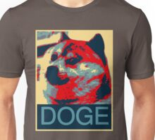 Vote Doge Unisex T-Shirt