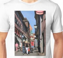 Old Town of Meersburg - Lake Constance, Germany Unisex T-Shirt