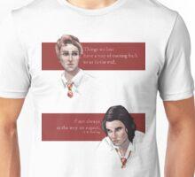 Remus and Sirius Unisex T-Shirt
