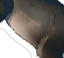 Baby Ferret Sticker