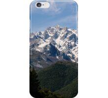Mountain range  iPhone Case/Skin