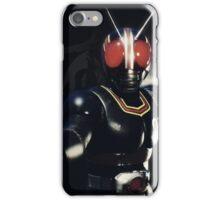 Kamen Rider Black Fight iPhone Case/Skin