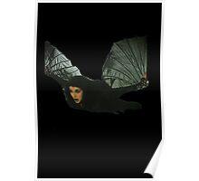 kate bush bat Poster