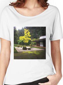 Zen Garden Women's Relaxed Fit T-Shirt