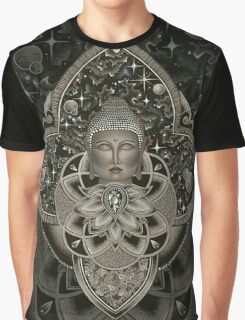 Cosmic Nirvana2 - black Graphic T-Shirt