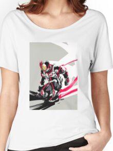 Kamen Rider 05 Women's Relaxed Fit T-Shirt