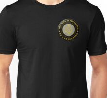 Protected by Freemason Unisex T-Shirt