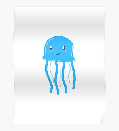A Jellyfish Poster