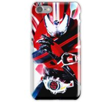 Kamen Rider X iPhone Case/Skin