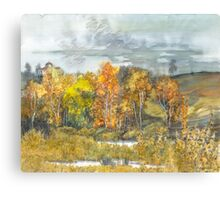 autumn 300 Canvas Print