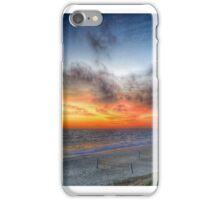 Sunset HDR Carlsbad iPhone Case/Skin