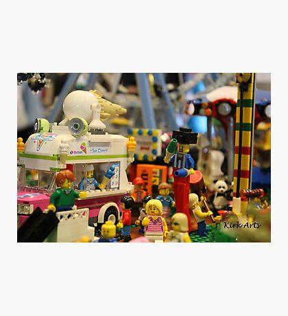 Lego City Photographic Print