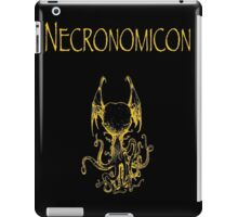 H.P. Lovecraft - Necronomicon iPad Case/Skin
