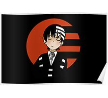 Death the Kid - Soul Eater Poster