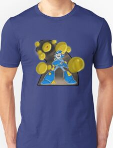 Mega Man v. Yellow Devil Unisex T-Shirt