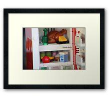 The Fridge Framed Print