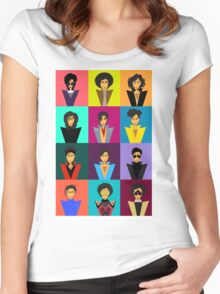 Prinz Hair Women's Fitted Scoop T-Shirt