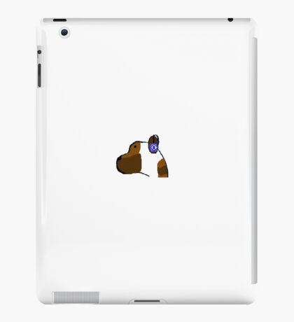 Beagle Games Stuff (Merch) iPad Case/Skin