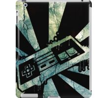 Game Controller Design SNES iPad Case/Skin