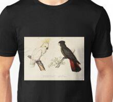 Bilder atlas zur Wissenschaftlich populären Naturgeschichte der Vögel in ihren sämmtlichen Hauptformen Leopold Joseph Fitzinger 1864 005 Unisex T-Shirt