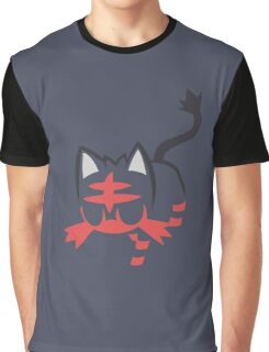Litten Vector Graphic T-Shirt
