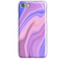 Trippy Purple Wave iPhone Case/Skin