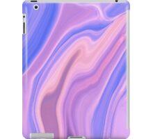 Trippy Purple Wave iPad Case/Skin