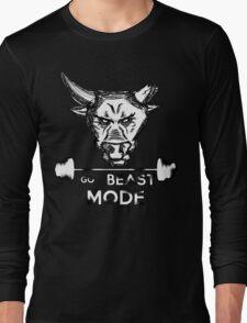Go Beast Mode Long Sleeve T-Shirt