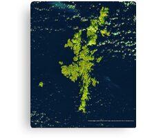 Shetland Islands Canvas Print