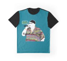 Respect The Rhyme BIG Graphic T-Shirt