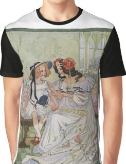 Vintage famous art - Dorothy And The Wizard Of Oz  - Now I Begin To Understand,  Said The Princess Graphic T-Shirt