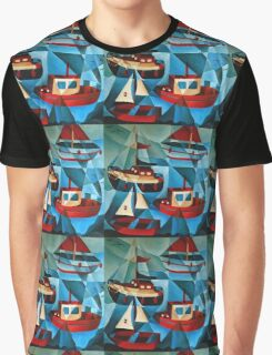 Harbour Life Graphic T-Shirt