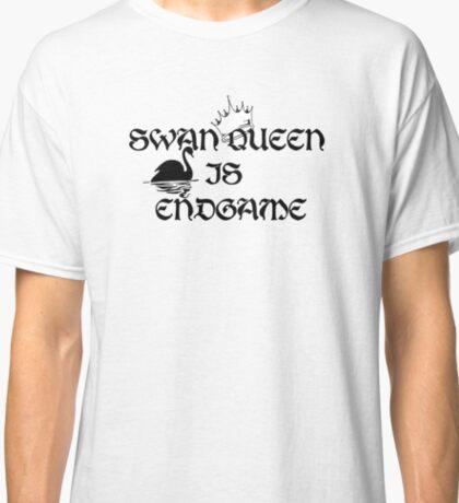 Swan Queen is Endgame Classic T-Shirt