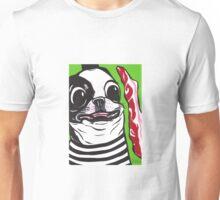 Boston Terrier Bacon Unisex T-Shirt