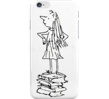 Matilda Musical Pose iPhone Case/Skin