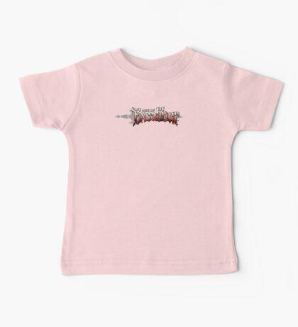 Age of Excalibur - Logo Baby Tee