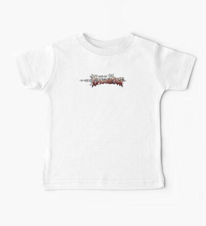 Age of Excalibur - Logo Baby Tee